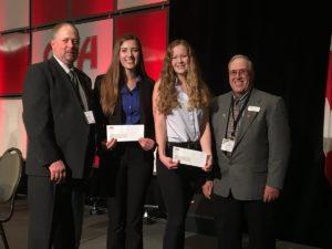 2017 student bursary award winners