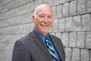 Keith Currie, OFA President