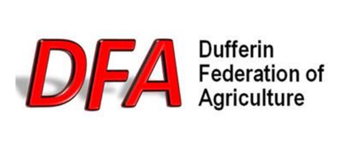 Dufferin Federation of Agriculture logo