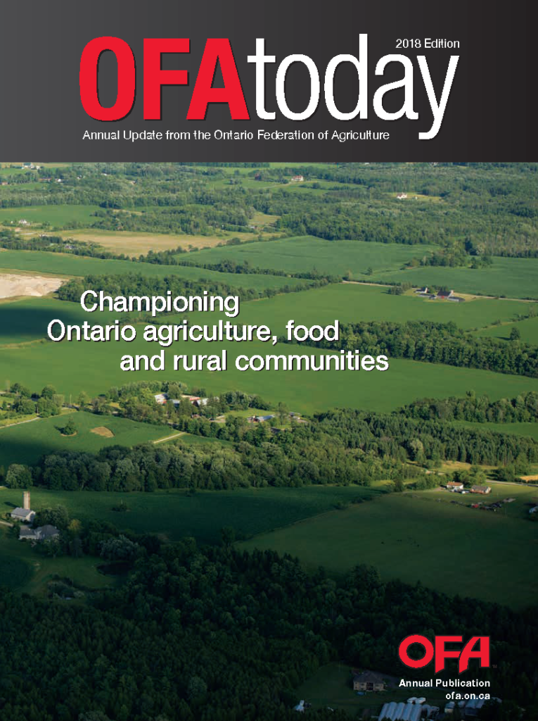 OFA Today Cover 2018