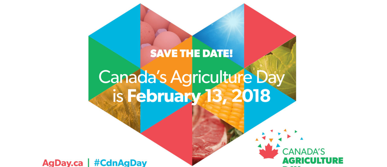 Celebrate agriculture's opportunities on Canada's Agriculture Day
