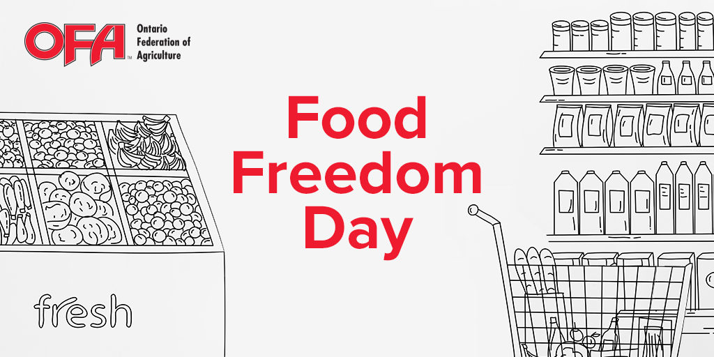 Food Freedom Day