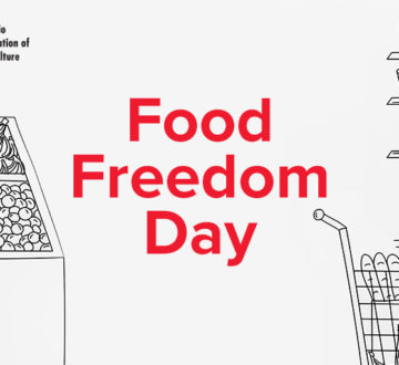 Food Freedom Day 2018