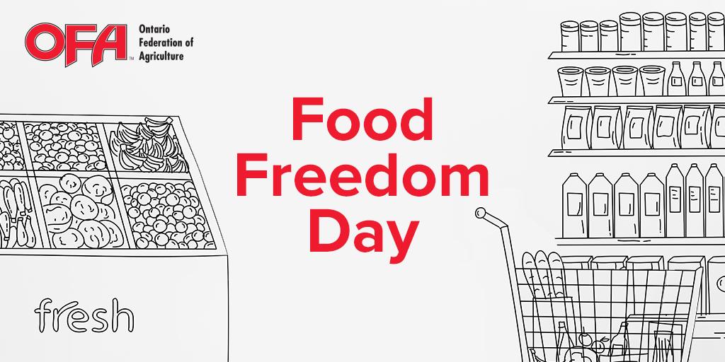 Food Freedom Day