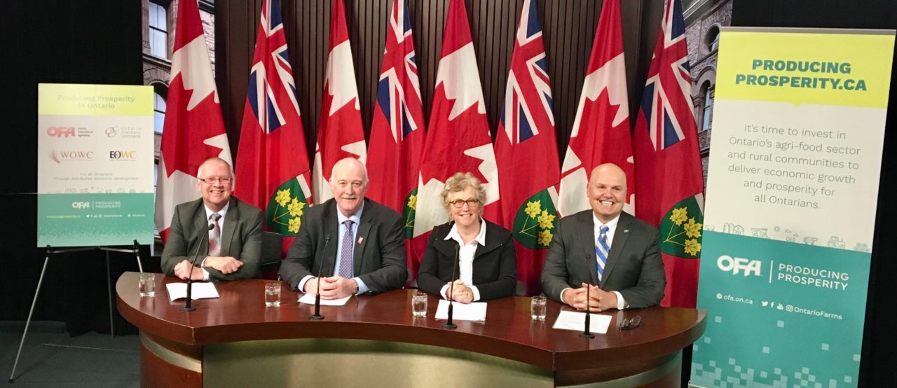 OFA lays out a path to prosperity at Queen's Park