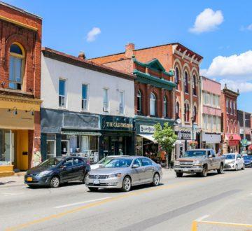 Small town Ontario