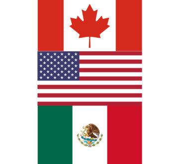 Canada-USA-Mexico
