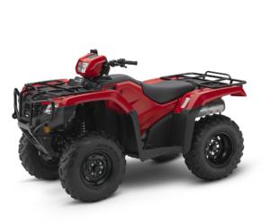 Honda FOREMAN 4x4 FM1 red