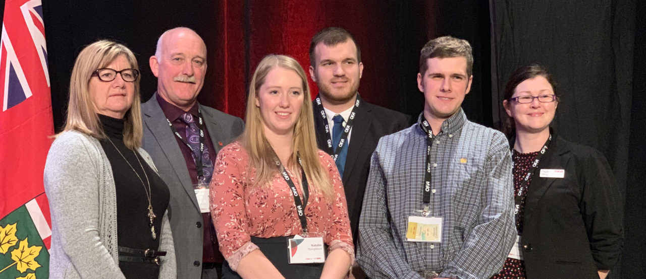 OFA awards education bursaries to young agricultural enthusiasts