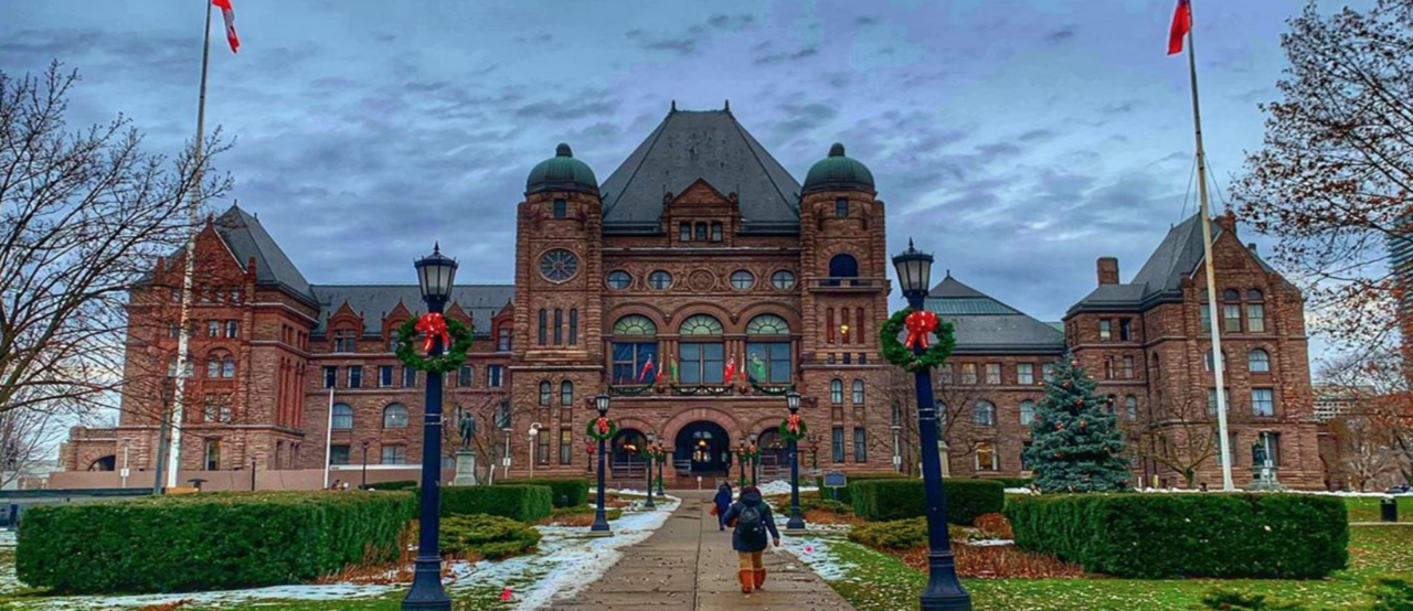 OFA takes agri-food priorities to Queen's Park