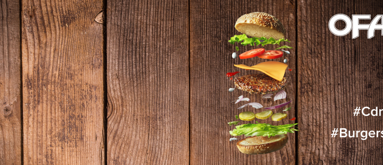 OFA encourages you to take part in our 'Burger Challenge' to celebrate Canada's Ag Day