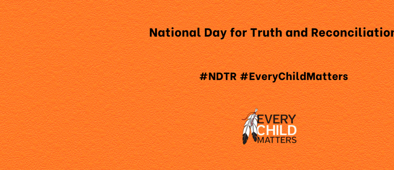 Joint statement recognizing National Day for Truth and Reconciliation